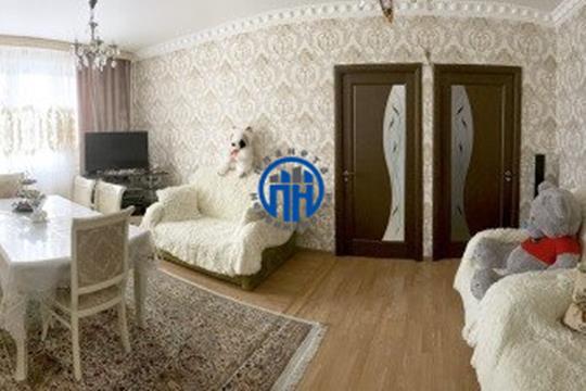 3-комнатная квартира, 80 м<sup>2</sup>, 22 этаж