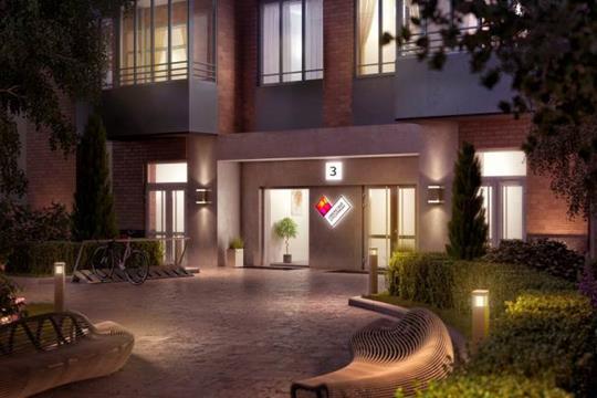 3-комн квартира, 134.5 м<sup>2</sup>, 1 этаж_1