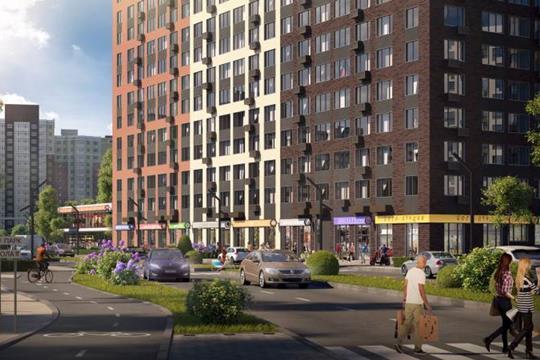 3-комнатная квартира, 85.8 м<sup>2</sup>, 6 этаж