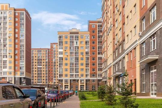 3-комнатная квартира, 87 м<sup>2</sup>, 7 этаж