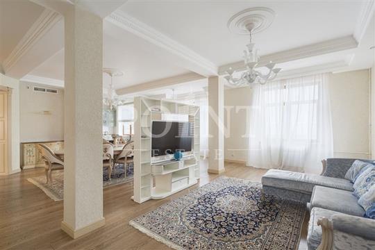4-комнатная квартира, 236 м<sup>2</sup>, 7 этаж