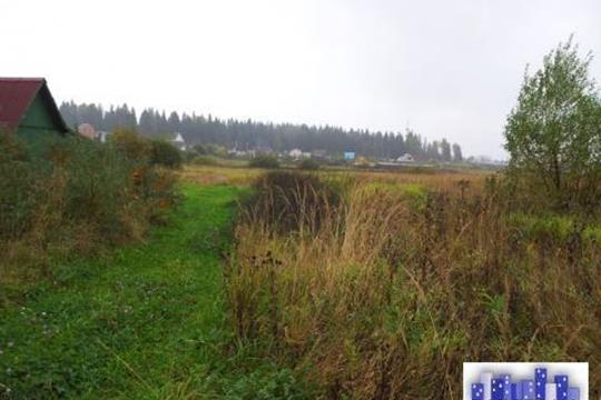 Участок, 8 соток, деревня Коськово Центральная Центральная, Ленинградское шоссе