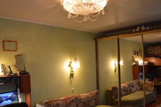 1-комнатная квартира, 39 м<sup>2</sup>, 6 этаж