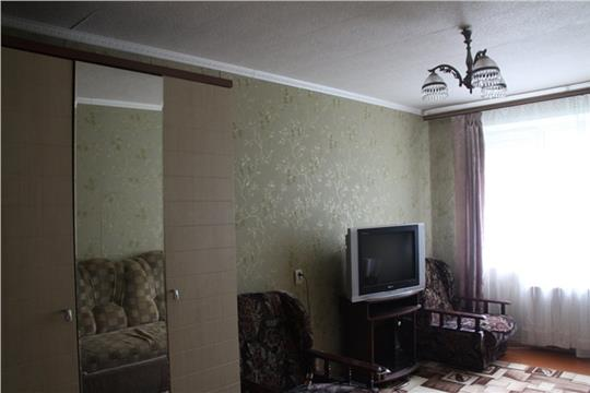 2-комнатная квартира, 52.8 м<sup>2</sup>, 1 этаж
