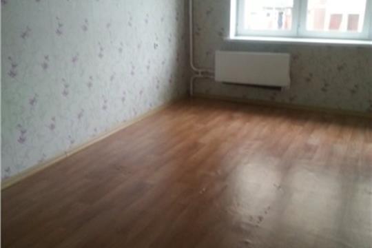 1-комнатная квартира, 42 м<sup>2</sup>, 2 этаж