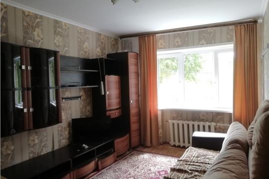 3-комнатная квартира, 55 м<sup>2</sup>, 2 этаж