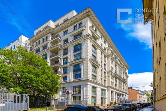 4-комнатная квартира, 182 м2, 6 этаж