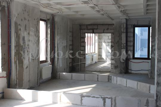 4-комнатная квартира, 137.2 м<sup>2</sup>, 18 этаж