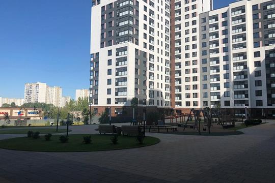 2-комнатная квартира, 60.5 м<sup>2</sup>, 4 этаж