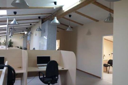 Офис, 3600 м2, класс B