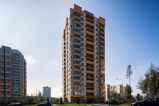 2-комнатная квартира, 65 м2, 16 этаж