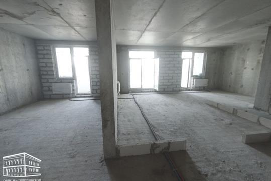 2-комн квартира, 85.5 м2, 5 этаж