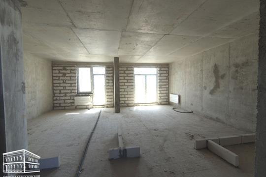 4-комн квартира, 130.8 м2, 24 этаж