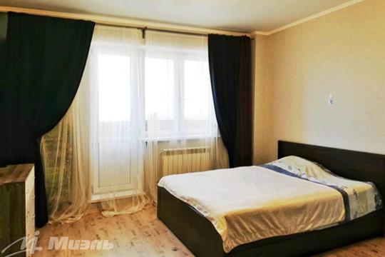 1-комнатная квартира, 44.9 м<sup>2</sup>, 8 этаж