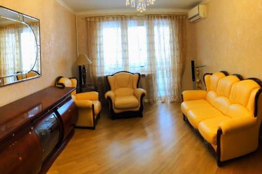 3-комнатная квартира, 101 м<sup>2</sup>, 18 этаж