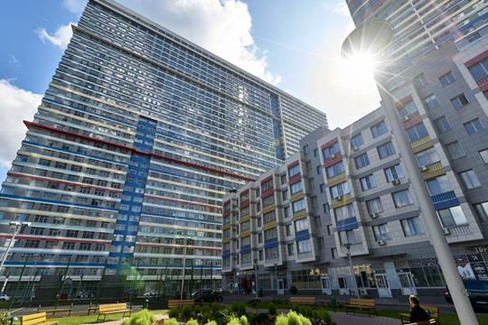 1-комн квартира, 64 м2, 36 этаж