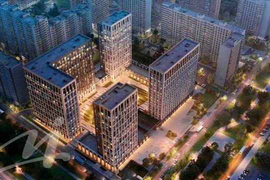 Многокомнатная квартира, 183 м<sup>2</sup>, 8 этаж
