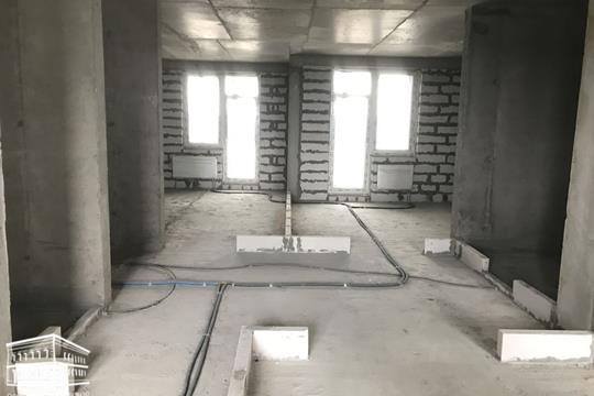 3-комн квартира, 96.6 м2, 18 этаж