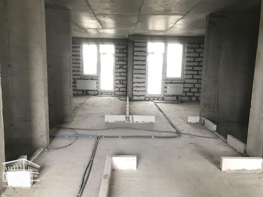 3-комн квартира, 96.6 м2, 18 этаж - фото 1