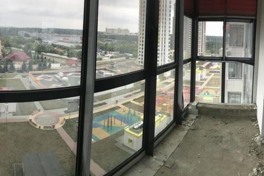 3-комн квартира, 103.1 м2, 21 этаж