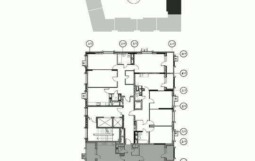 3-комнатная квартира, 80.67 м2, 22 этаж