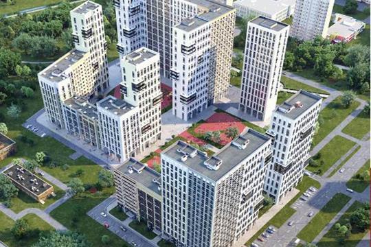 1-комнатная квартира, 37.7 м<sup>2</sup>, 21 этаж_1