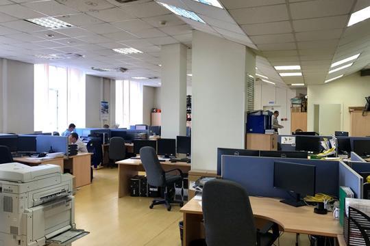 Офис, 618.4 м2, класс B