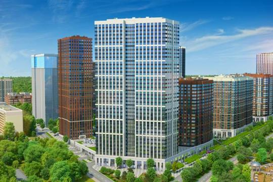 3-комн квартира, 99.1 м<sup>2</sup>, 16 этаж_1