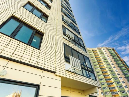 2-комн квартира, 58.9 м2, 8 этаж - фото 1