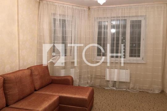 1-комнатная квартира, 46.7 м<sup>2</sup>, 16 этаж