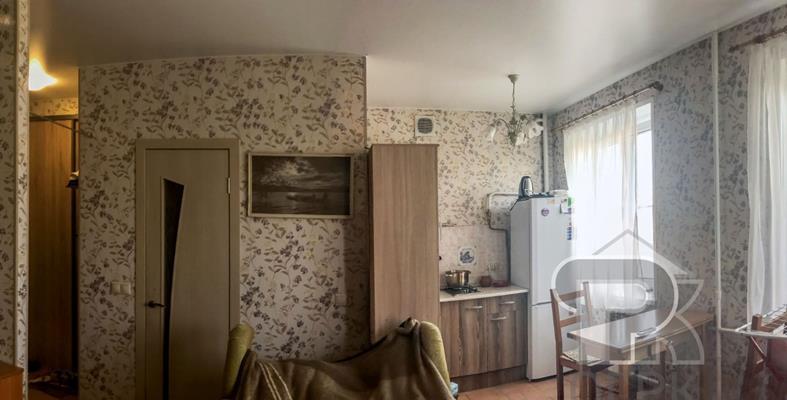 1-комн квартира, 30 м2, 7 этаж - фото 1