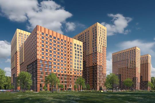4-комн квартира, 133.4 м<sup>2</sup>, 22 этаж_1