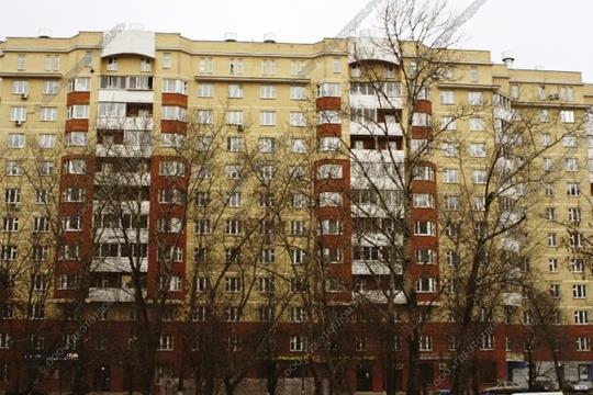2-комнатная квартира, 66 м<sup>2</sup>, 11 этаж