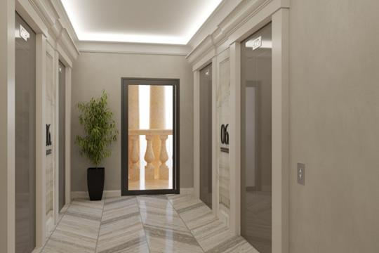 3-комнатная квартира, 125.3 м<sup>2</sup>, 4 этаж