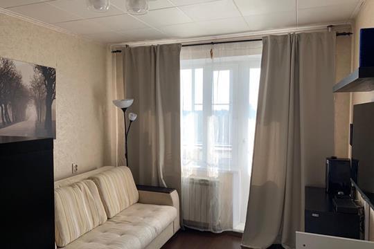 1-комн квартира, 33.7 м<sup>2</sup>, 10 этаж_1