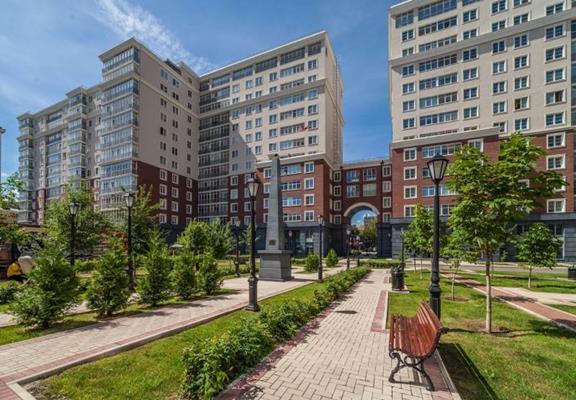 3-комн квартира, 114.4 м2, 11 этаж - фото 1