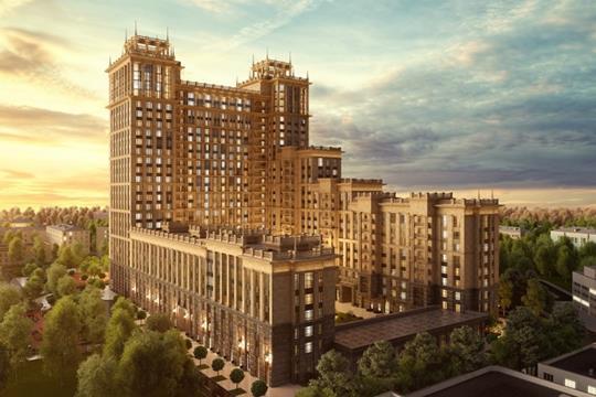 3-комн квартира, 128.2 м<sup>2</sup>, 13 этаж_1