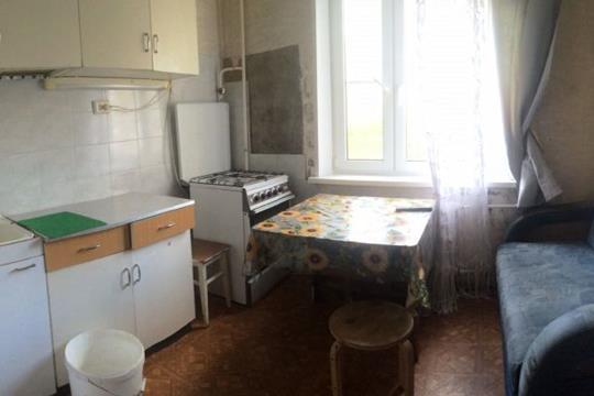1-комн квартира, 37 м2, 4 этаж