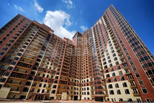 4-комнатная квартира, 200 м<sup>2</sup>, 19 этаж