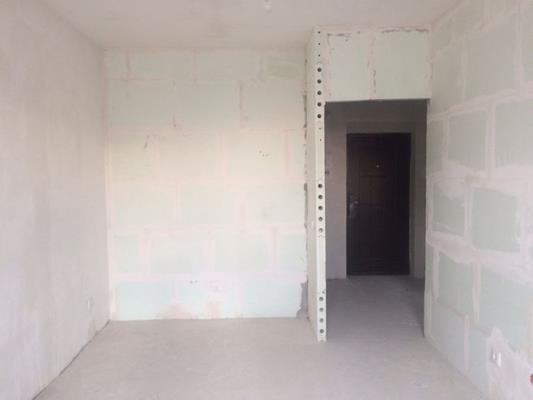 1-комн квартира, 38 м2, 18 этаж - фото 1