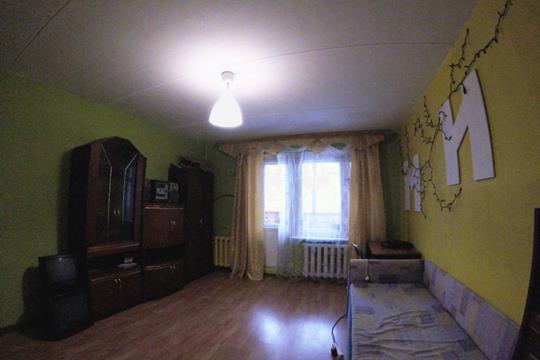 3-комнатная квартира, 58 м<sup>2</sup>, 1 этаж
