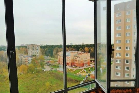 2-комн квартира, 62 м2, 1 этаж