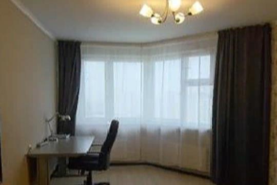 1-комнатная квартира, 41 м2, 25 этаж