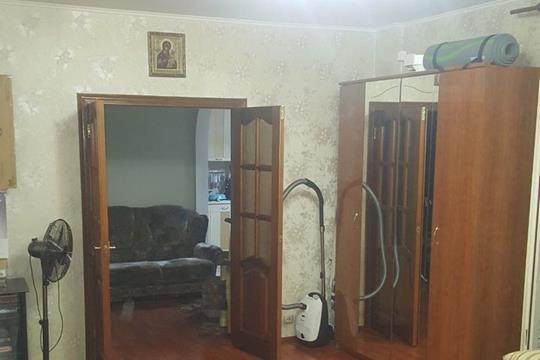1-комнатная квартира, 62 м2, 14 этаж
