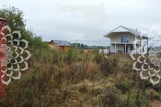 Участок, 8 соток, деревня Рысиха  , Новорижское шоссе