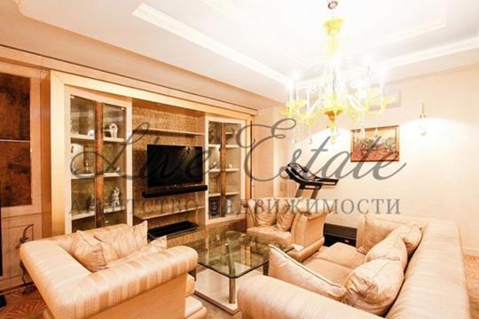 5-комнатная квартира, 190 м<sup>2</sup>, 10 этаж