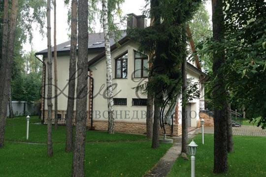 Коттедж, 400 м2, деревня Немчиново  , Сколковское шоссе