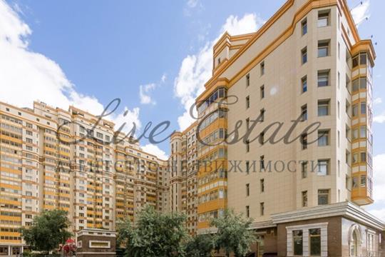 3-комнатная квартира, 142 м<sup>2</sup>, 3 этаж