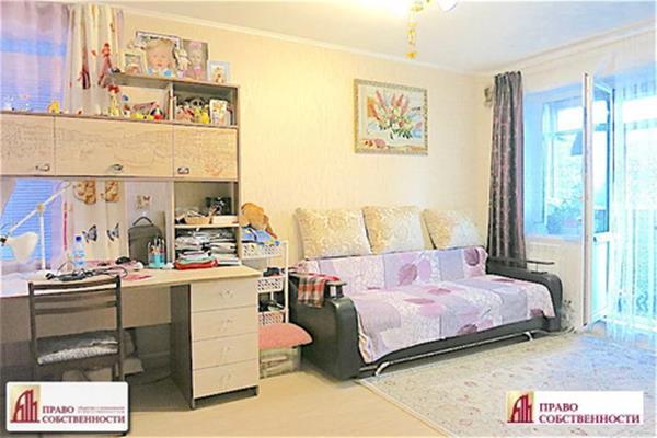 1-комн квартира, 31 м2, 5 этаж - фото 1