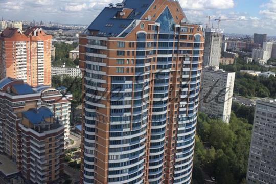 Многокомнатная квартира, 400 м2, 26 этаж